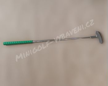 Minigolfová hůl kovová juniorská (8-12 let)