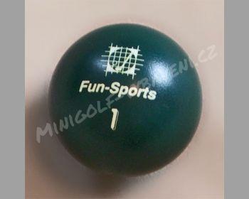 Turnajový minigolfový míč Fun-Sports 1