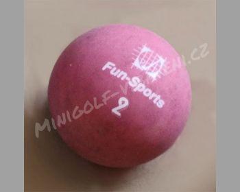Turnajový minigolfový míč Fun-Sports 2 hrubý