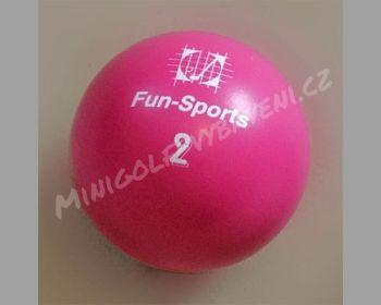 Turnajový minigolfový míč Fun-Sports 2