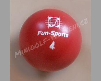 Turnajový minigolfový míč Fun-Sports 4