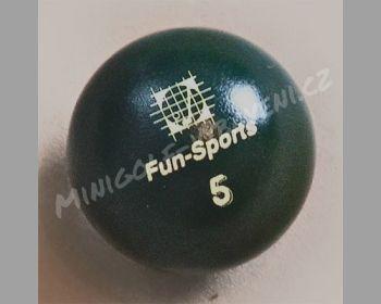 Turnajový minigolfový míč Fun-Sports 5