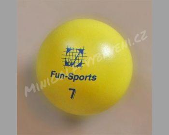 Turnajový minigolfový míč Fun-Sports 7