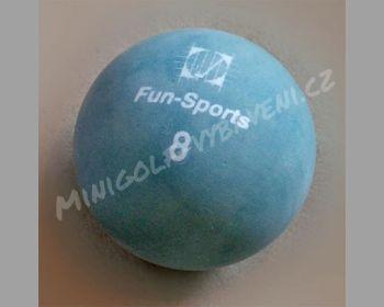 Turnajový minigolfový míč Fun-Sports 8 hrubý