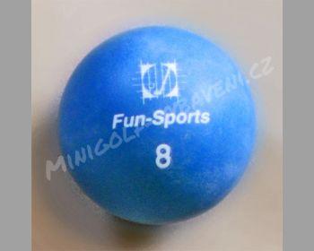 Turnajový minigolfový míč Fun-Sports 8