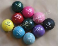 Startovní sada 10 různých minigolfových míčů Fun-Sports