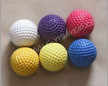 """Minigolfový míček """"vroubkáč"""""""