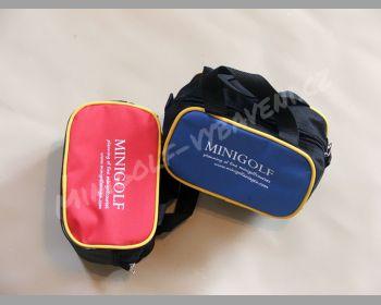 Minibag na minigolfové míče